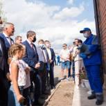 Андрей Турчак: Порядка 150 тысяч домов в Пермском крае будут подключены к газу по программе социальной газификации