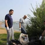 Экологические акции в рамках марафона «Дни зеленых действий» проходят по всей стране