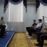 В Штабе общественной поддержки обсудили кубанский спорт