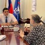 Вопросы здравоохранения были подняты гражданами на приеме у депутата Джамалудина Кудаева