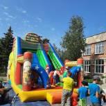 В Верхнеуральском районе к началу нового учебного года провели праздник для детей