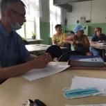 Игорь Журавлев провел встречу с жителями поселка Мисяш