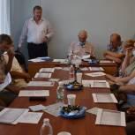 Депутат Госдумы Николай Малов встретился с ветеранами Ядринского района