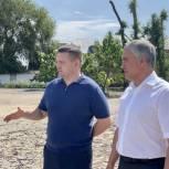 Андрей Воробьев: Южный дорожный обход Саратова – знаковый проект для всей Саратовской области