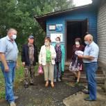 Жители Невельского района пожаловались Виктору Иващенко на проблемы ЖКХ, здравоохранения и транспортной доступности