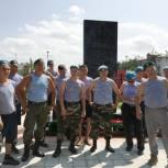 Кан-оол Даваа поздравил десантников и ветеранов с 91-годовщиной образования ВДВ
