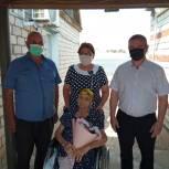 9 августа свой 90-летний юбилей отмечает жительница поселка Кировский – Кикеева Татьяна Михайловна