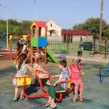 В рамках программы «Формирование комфортной городской среды» в Кизлярском районе Дагестана открыли сквер