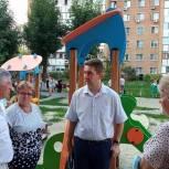 Николай Лукьянов отметил традиции добрососедства избирателей округа №7
