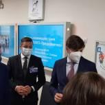 Сергей Кравцов поддержал инициативу Александра Хинштейна по строительству двух новых школ в Октябрьском районе Самары
