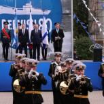 На театральной площади – оркестры: в Архангельске торжественно открылся фестиваль «Дирекцион-Норд»