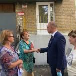 Председатель Челябинской городской Думы продолжает встречи с избирателями, посвященные сбору наказов в Народную Программу «Единой России»