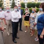 По инициативе депутата фракции «Единой России» в Ивановской области благоустроят территории детских садов