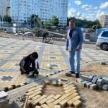 Строительство новой школы в микрорайоне Рекинцо Солнечногорского округа находится в завершающей стадии