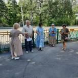 Общественники Липецка продолжают мониторинг дорог к школе