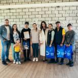 Волонтеры «Единой России» организовали для тюменских врачей конные прогулки