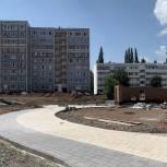 В городе Агидели идет благоустройство в рамках партийного проекта