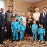 Детскую площадку по мотивам сказки «Конек-Горбунок» построили в Вагае