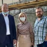 Виктор Шептий: «В Ирбитском драмтеатре пройдет капитальный ремонт»