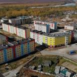 Продолжают преображаться поселки Ольского городского округа