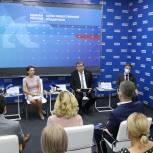 Анна Кузнецова предложила тиражировать опыт Ростовской области по ранней диагностике патологий у детей