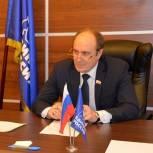 Депутат Пензенской городской Думы Юрий Крячко провел приём граждан