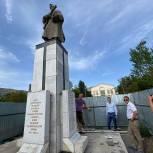 В Волгограде отремонтируют мемориал на братской могиле воинов 62-ой и 64-ой Армий  в Краснооктябрьском районе Волгограда