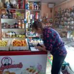 Активисты Белозёрской первички провели второй рейд по сельским магазинам с целью мониторинга цен на овощную продукцию