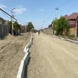 При содействии депутатов изменен проект реконструкции одной из улиц Махачкалы