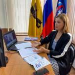 На прямой связи с Секретарем Регионального отделения партии