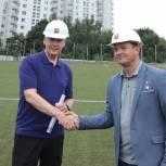 Романенко раскрыл детали проекта развития любительского спорта в Ясеневе