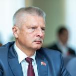 Петр Голубовский  отчитался   перед избирателями