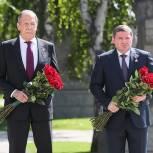 Сергей Лавров: Хранить память о защитниках Отечества – великое дело