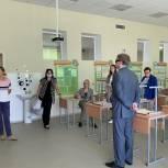 Владимир Вшивцев принял участие в общественной приемке школ в Можайском городском округе