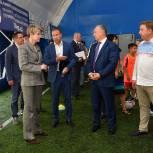 Елена Шмелева предложила включить в народную программу «Единой России» механизм государственно-частного партнерства в спорте