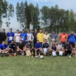 В Тверской области прошли соревнования по теннисболу