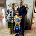 В Солнечногорске продолжается акция «Собери ребёнка в школу»