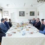 Александр Гуляков принял участие во встрече врио губернатора Пензенской области с министром здравоохранения Ливана