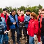 Дмитрий Кобылкин: Инициатива о создании общественных экологических приемных может войти в зеленый блок народной программы «Единой России»