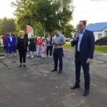 В округе Алексея Рогонова состоялся праздник двора «Лето в городе»