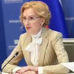 Правительство одобрило предложение Ирины Яровой поподдержке онкобольных детей