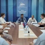 В штабе общественной поддержки «Единой России» обсудили меры безопасности на дорогах