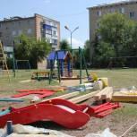 Сергей Матвейкин проверил исполнение наказов на округе