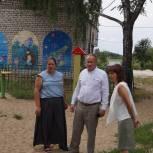 Депутаты Рязанской областной Думы контролируют ход работ на социально важных объектах