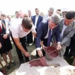 Партийцы приняли участие в знаковом мероприятии, прошедшем в Козловском районе