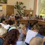 Кредиты для среднего и малого бизнеса обсудили на круглом столе в Больших Вяземах