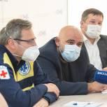 Денис Проценко: Реабилитация больных коронавирусом должна начинаться еще в отделении интенсивной терапии