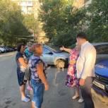 Депутаты Саратовской городской думы обсуждают Народную программу с жителями Саратова