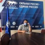 Куряне обратились к Андрею Ельникову по вопросам ЖКХ через штаб общественной поддержки