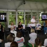 Сергей Неверов: Молодежи нужно активно участвовать в политике
